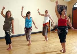 Dance is joyful way to lose weight