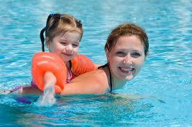 Swim with your kids