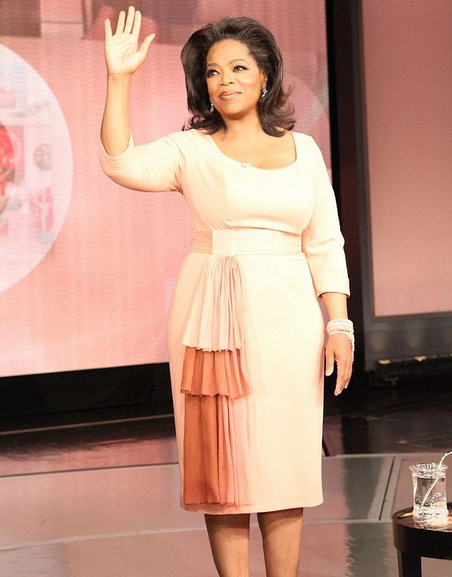 Who Helped Winfrey Lose 25 lbs In SIX Weeks?