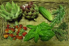 Strawberries, Rosemary & Basil