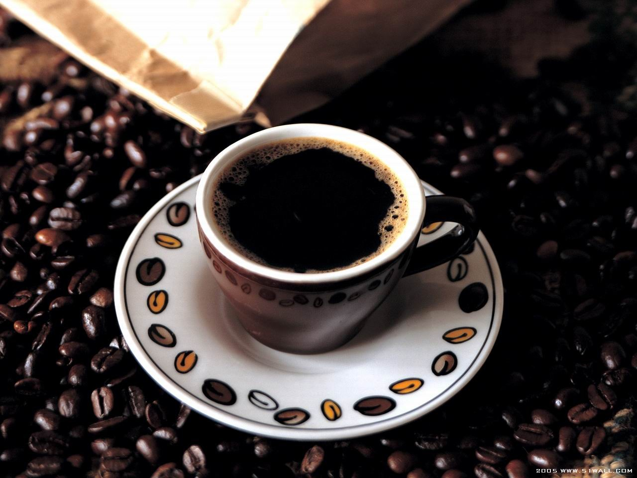 Drinking Coffee Black Weight Loss