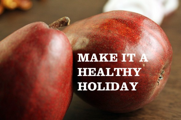 Healthy Holiday Eating Tips