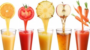 raw fruit juice for weight loss