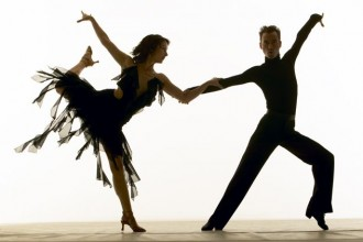 Ballroom dance for weight loss