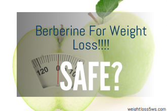 Berberine for weightloss
