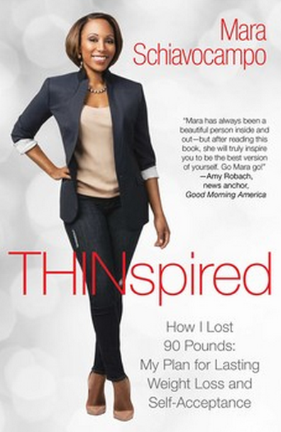 "Mara Schiavocampo's Weight Loss Secrets Inside ""Thinspired"""