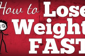 How To Lose Weight Fast In FIVE Simple Steps That Are Scientifically Proven- Video