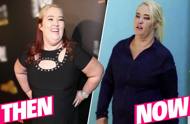 How's Mama June Looking After Her Weight Loss ​Transformation