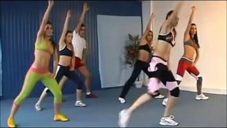 Aerobic Dance Workout