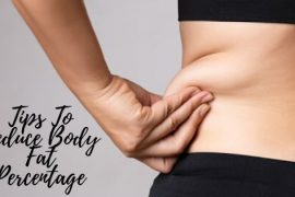 Reduce Body Fat